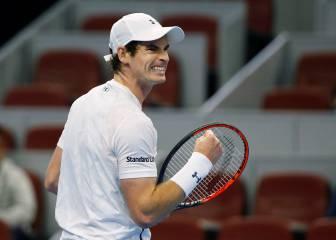 Murray frena a Ferrer, que sigue sin pisar una final este año