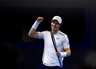 Murray arrolla a Dimitrov y conquista el Abierto de China