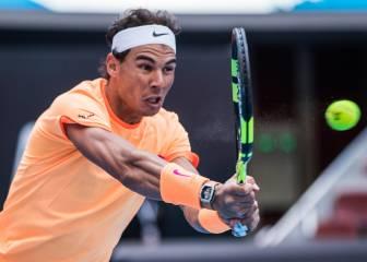 Nadal y Ferrer bajan al 5º y 15º puesto del ránking de la ATP