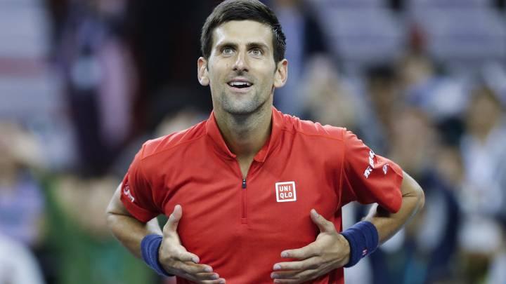 Un mes después, Djokovic vuelve en versión arrolladora