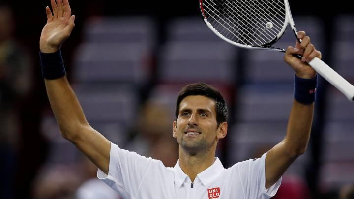Djokovic pasa a cuartos tras vencer al voluntarioso Pospisil