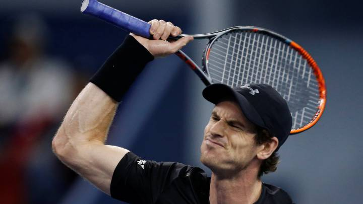 Murray bate a Simon y se cita con Bautista en la final de Shanghai