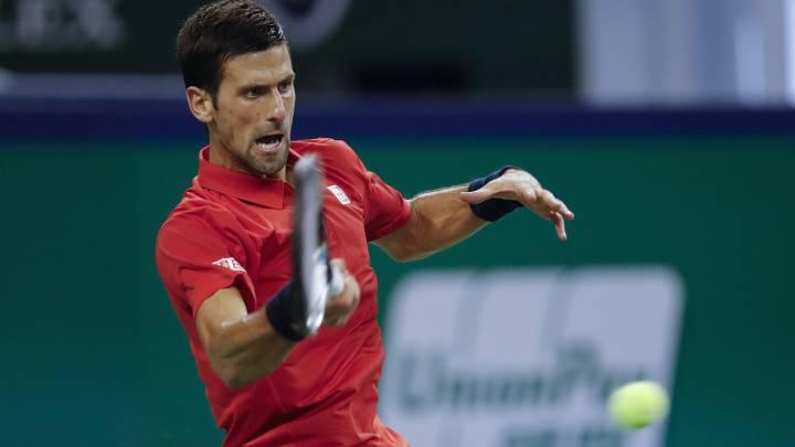 """Djokovic: """"Me quito el sombrero ante Bautista, mereció ganar"""""""