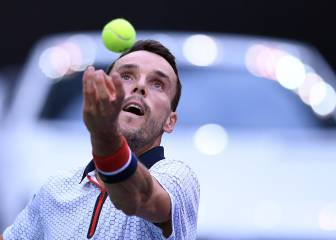 Bautista-Murray: Resumen Final del Masters 1.000 de Shanghai