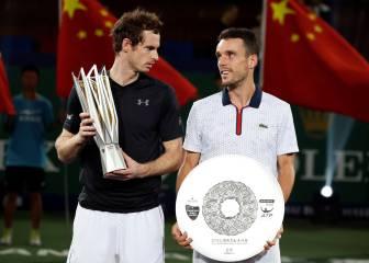 Murray acaba con el sueño de Bautista en Shanghai