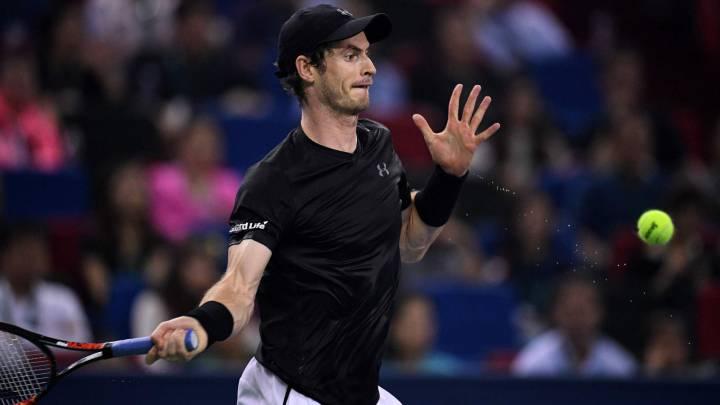 Murray tiene en el punto de mira el nº1 de Djokovic
