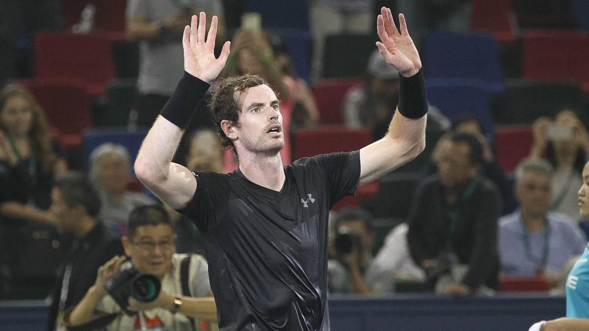 """Murray: """"Debo seguir bien 7 u 8 torneos para el número uno"""""""