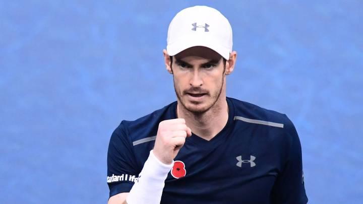 Raonic se retira y Andy Murray ya es el número uno del mundo