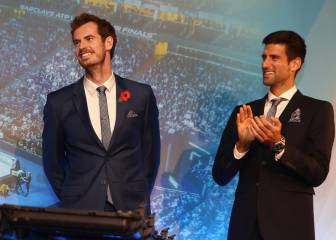 Los Maestros alaban a Murray