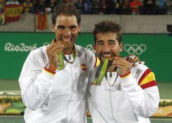 El nuevo reto de Marc López: ganar su segundo Masters