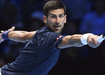 Djokovic sigue su acoso a Murray: ya pisa semifinales