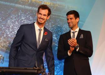 Murray vs Djokovic; ATP Finals 2016: Horarios y dónde ver en TV