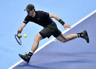 Murray vs Djokovic; final ATP Finals 2016: resumen del partido