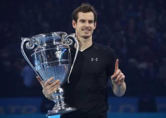 Rey Murray: barre a Djokovic y terminará 2016 como número 1