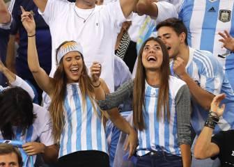 Argentina obró el milagro: tercera remontada de un 1-2