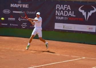 El Rafa Nadal Tour by Mapfre recorrerá 7 ciudades españolas