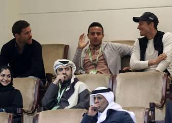 ¡Menudo partidazo vieron Xabi Alonso, Thiago y Lewandowski!