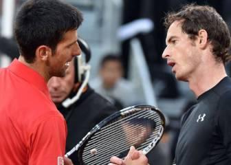 Murray-Djokovic: primer duelo del año en la cima del tenis