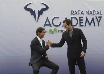 Nadal y Federer podrían verse en tercera ronda en Australia