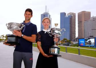 Rafa Nadal se podría citar con Novak Djokovic en semifinales