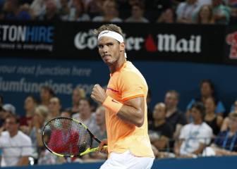 Cómo y dónde ver el debut de los tenistas españoles en Australia