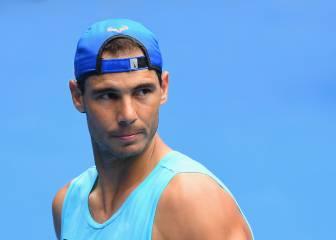 Debut de Nadal y Djokovic en Australia: Horarios y TV