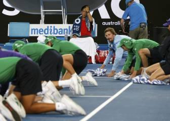 Open de Australia 2017: Todo menos tenis