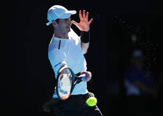 Murray y Kerber siguen líderes; Nadal y Garbiñe se mantienen