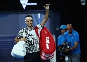 Federer está de vuelta: