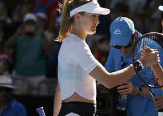 Las sorprendentes vestimentas de los tenistas