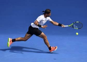 Nadal vs Baghdatis del Open de Australia: resumen del partido