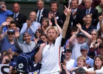 Boris Becker: un campeón precoz de vida turbulenta
