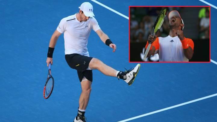 ¡Cae Murray!: se abre la opción de un clásico Nadal-Federer