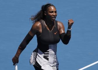Serena, Konta y Lucic-Baroni arrasan y pasan a cuartos