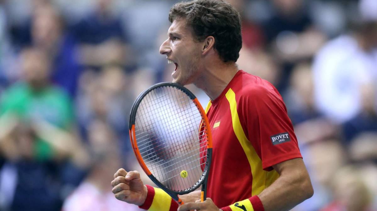 Carreno fermé le retour: la Serbie attend Djokovic