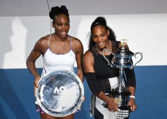 Las Williams entre las ausencias importantes en FedCup