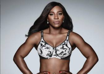 Serena será portada de ropa de baño de Sports Illustrated