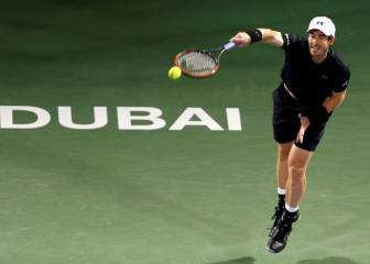 Murray claims 45th career title with Dubai 2017 triumph