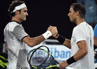 Nadal y Federer disputarán en Indian Wells su 36º duelo