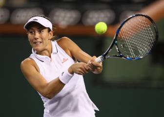 La checa Pliskova apea a Muguruza de Indian Wells