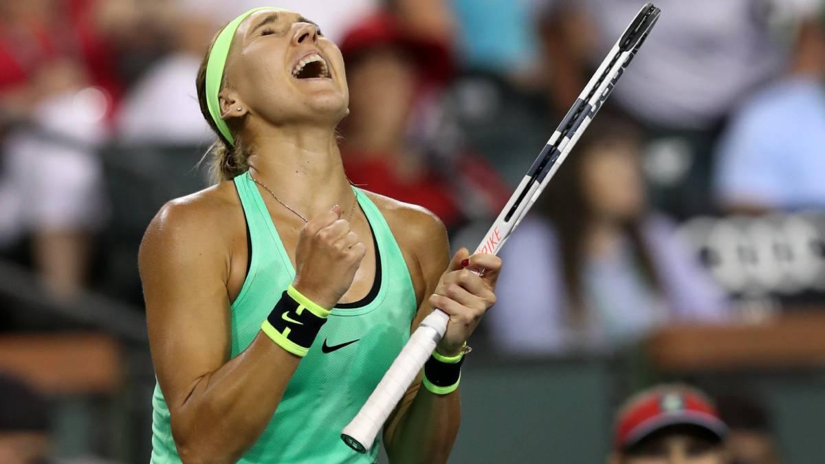Elena Vesnina se proclamó campeona de Indian Wells