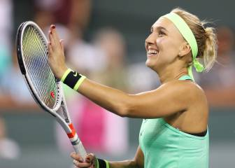 Kuznetsova y Vesnina jugarán la gran final de Indian Wells