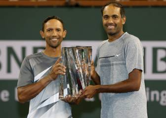 Ram y Klaasen, campeones de dobles en Indian Wells