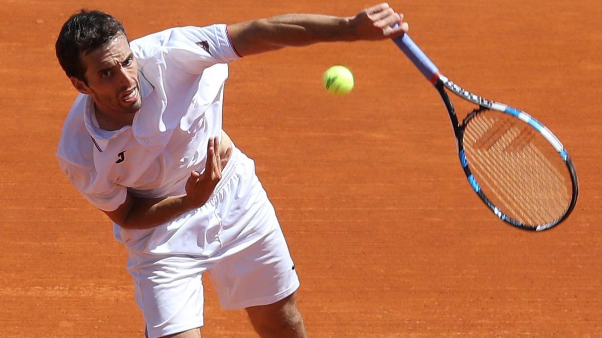 Djokovic no pudo con Goffin y se marchó del Masters de Montecarlo