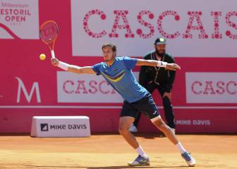 Carreño-Muller, final en Estoril