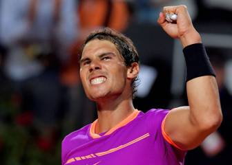 Nadal no frena: domina a Sock y habrá revancha ante Thiem
