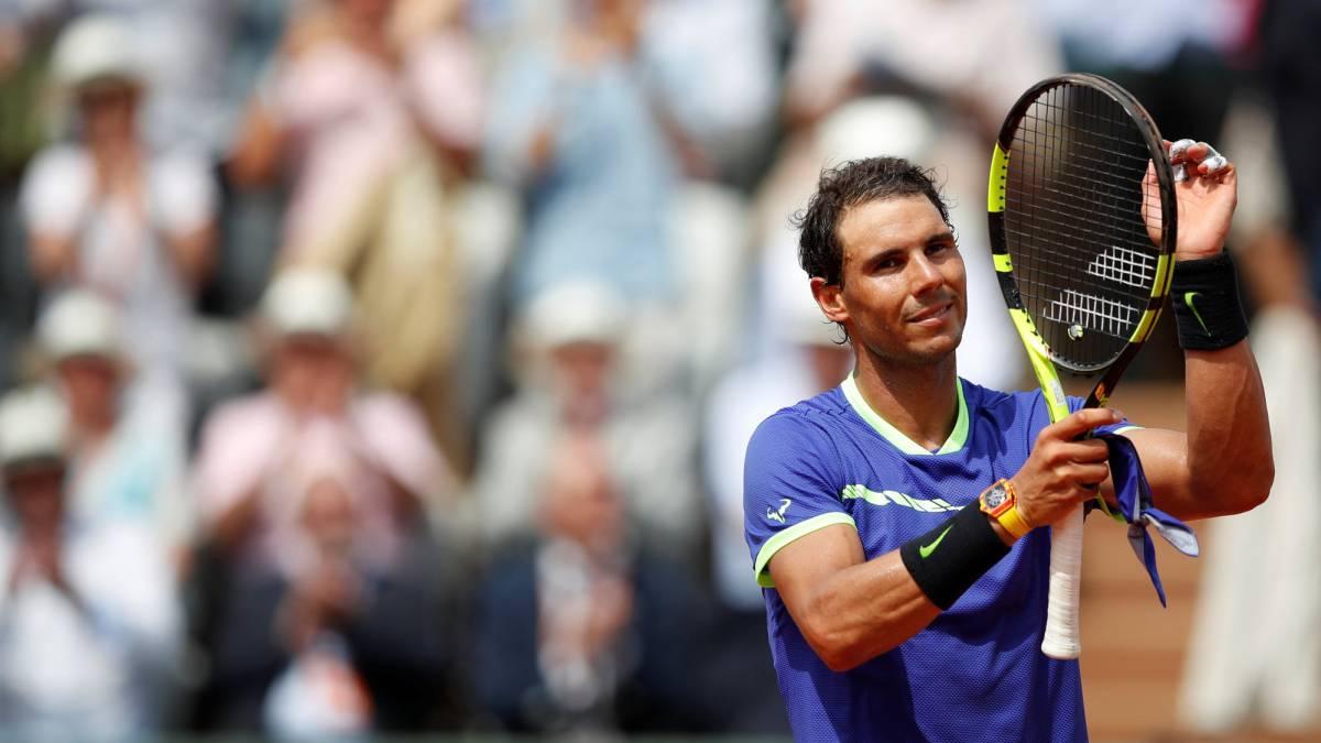 Espectáculo de Schwartzman en Roland Garros
