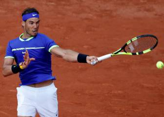 Rafa Nadal sweeps into French Open quarter-finals