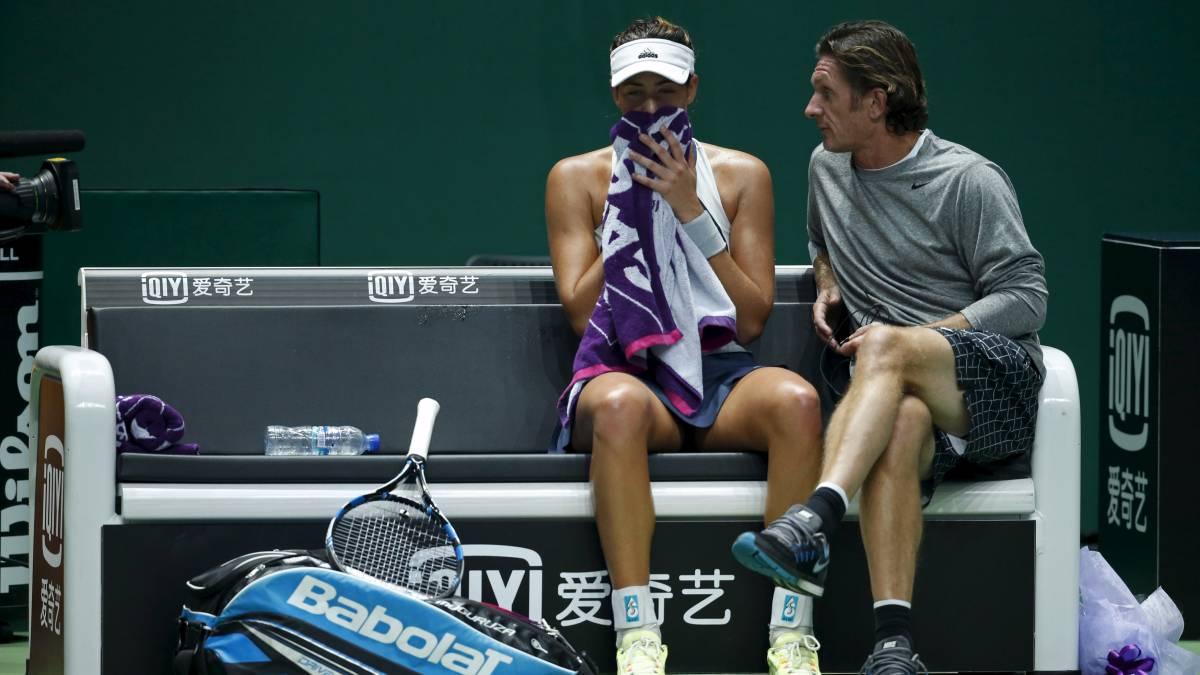 Garbiñe Muguruza y Venus Williams fuera de Roland Garros — COLOMBIA