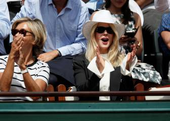 Nicole Kidman and Spain's former king among VIPs at Roland Garros